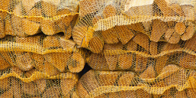 Fife Firewood Net Sacks of Logs